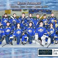 Saratoga Youth Hockey Tournament Photos