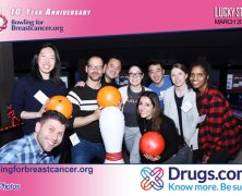 Bowling for breastcancer.org Event Photos