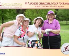 Charitable Golf Tournament Photos
