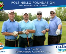 Polsinello Foundation Golf Outing Photos