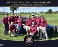 NYS Troopers PBA Signal 30 Golf Tournament Photos