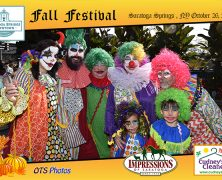 Saratoga Fall Festival Event Photos
