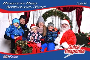 Quick Response Hometown Hero Event Photos