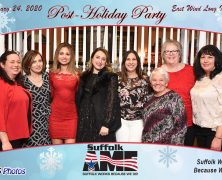 Suffolk County AME Post Holiday Party Photos