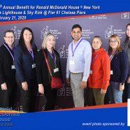 RMH-NY Skate with NY Rangers Event Photos