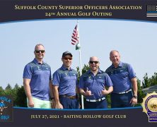 Suffolk County Superior Officers Association Golf Outing Photos