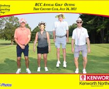 Rifenburg Contracting Corp. Golf Outing Photos