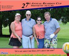 Annual Reardon Cup Golf Tournament Photos