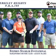 Berkeley Heights PBA #144  Golf Outing Photos