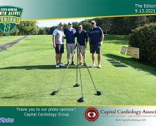 Saints Alive! Golf Shootout